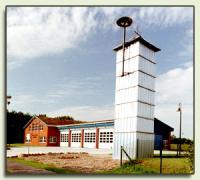 Gebäude Feuerwehr
